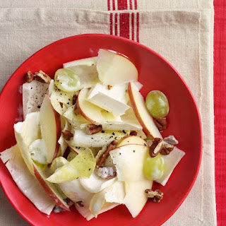 Apple, Endive, and Grape Salad