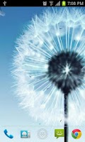 Screenshot of Magic Neo Wave : Dandelion LWP