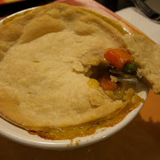 Vegan Chicken-Less Pot Pie