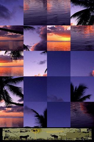 玩休閒App|自然拼图:日落 E免費|APP試玩
