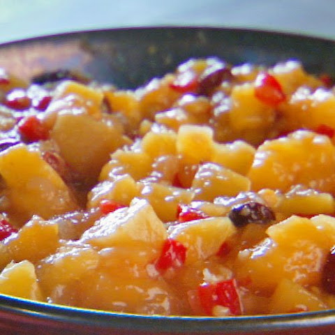 mango chutney chicken with mango chutney sauce recept yummly grilled ...