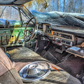 We've All Seen Better Days by Mike Roth - Transportation Automobiles (  )