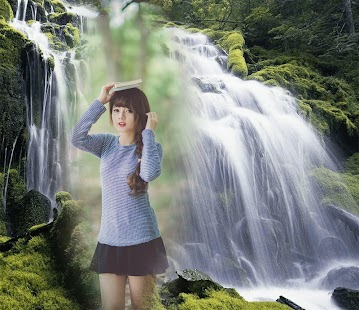 Waterfall Collage - screenshot