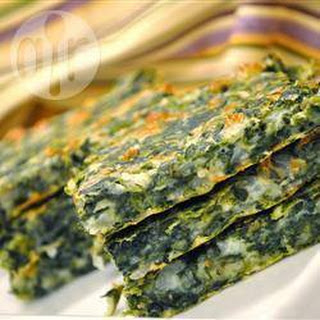 Baked Spinach Squares Recipes