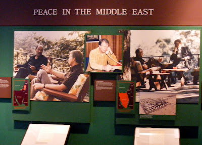 Middle East Peace display