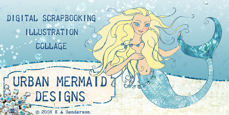 Urban Mermaid Designs