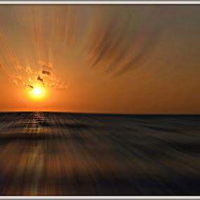 by Kati Raileanu - Landscapes Sunsets & Sunrises