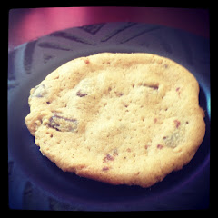 Peanut Butter-Chocolate Chip Cookie