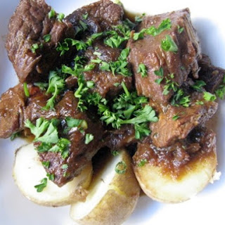 Beef, Onion and Porter Stew
