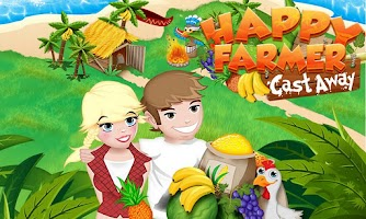 Screenshot of Happy Farmer: Stranded (Farm)
