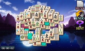 Screenshot of Mahjong Shanghai