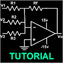 Neg Gain Op Amp Tutorial icon