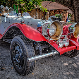 Vintage by Ron Meyers - Transportation Automobiles