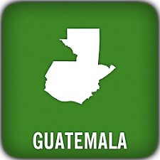 Guatemala GPS Map