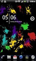 Screenshot of Splatter