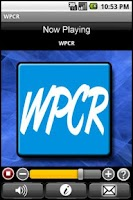 Screenshot of WPCR