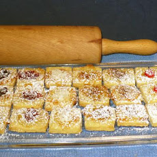 Cheese Danish Pie Crust Squares