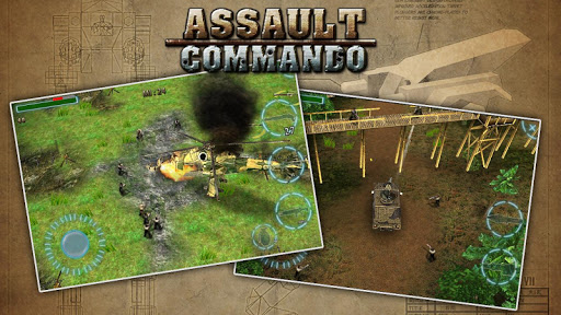 Assault Commando - screenshot