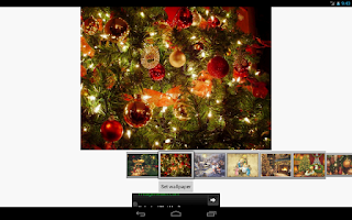 Screenshot of Christmas Wallpaper HD