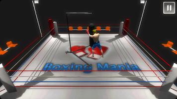 Screenshot of Boxing Mania