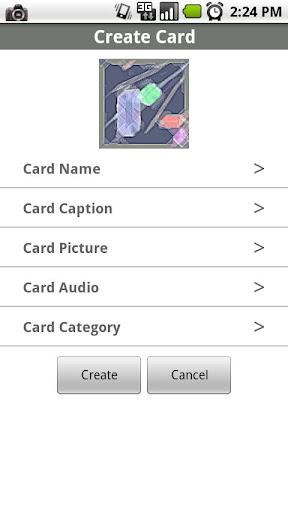 Kids Flash Cards