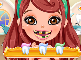 Screenshot of Crazy Dentist Game