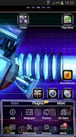 Screenshot of Tech GO Launcher EX Theme