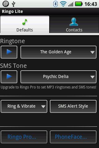 Ringo: Ringtones Text Alerts