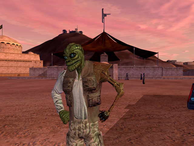 Star Wars Galaxies: Episode III Rage of the Wookiees