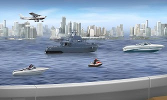 Screenshot of SpeedBoat Shooting