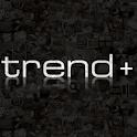 Trend+ icon