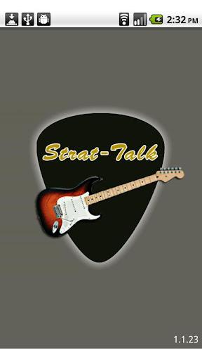 Strat-Talk Forum