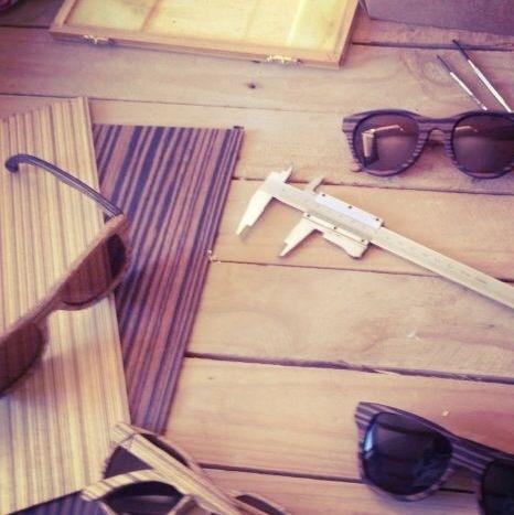 Gafas hechas a mano Indianas Formentera