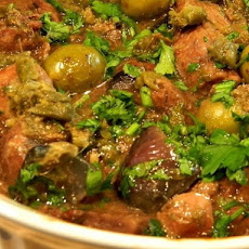 Beef and Kidney Casserole, With Unusual Seasonings
