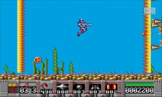 Screenshot of Alien Warrior