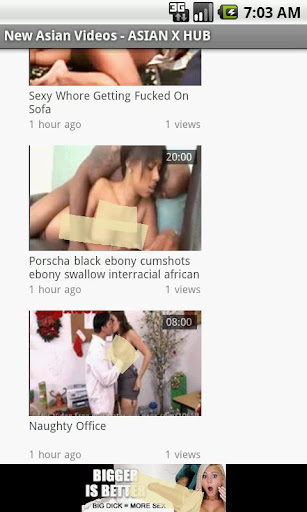 asiansextube for android screenshot