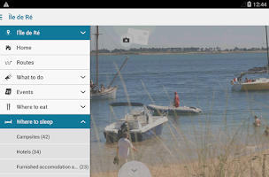 Screenshot of Ile de Ré Tour