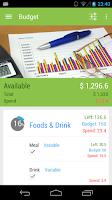 Screenshot of Tap Money Tracker