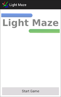 Light Maze - screenshot