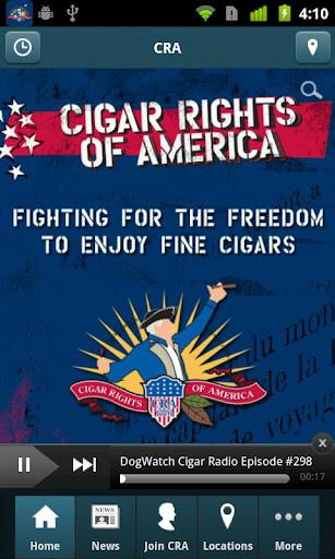 CRA - Cigar Rights of America