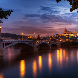 Prague castle by Michal Levicek - Buildings & Architecture Other Exteriors ( prague )