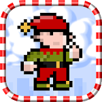 Flappy Elf APK Image