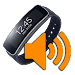 Gear Fit Volume Icon