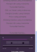 Screenshot of Sulis Songs & Lyrics