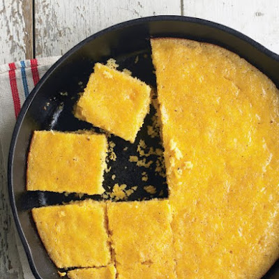Emeril's Cast-Iron Honey Cornbread