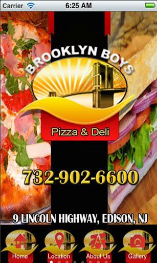 Brooklyn Boys Pizza Deli