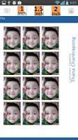Screenshot of ถ่ายรูปติดบัตร
