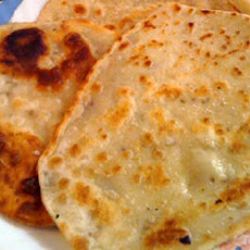 Indian-Spiced Chapati Flat Bread