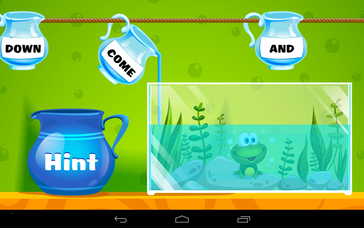 Kids Reading Sight Words Screenshot 10