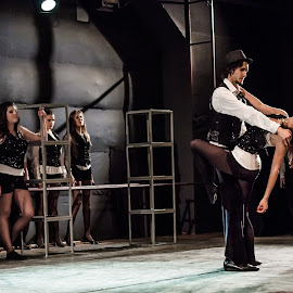 Cell Block Tango by Konstantin Karchev - People Musicians & Entertainers